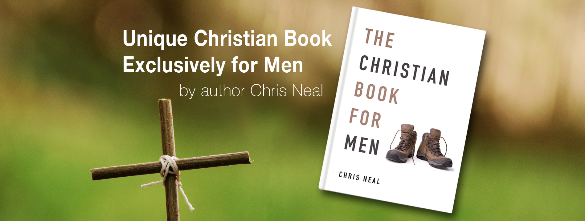 Book about being a Godly man